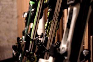 Skier richtig lagern