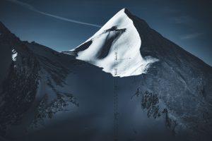 Gamsleiten 2: ultimative Herausforderung für geübte Skifahrer   Quelle: Tourismusverband Obtertauern