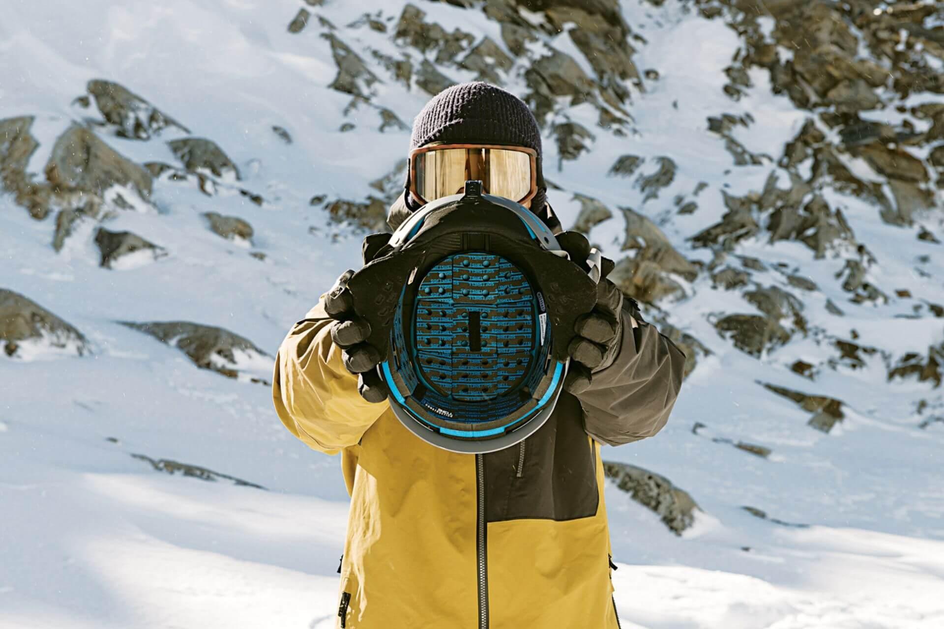 Helmpflicht in den Skigebieten