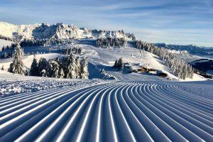 Die SkiWelt Wilder Kaiser Brixental zählt zu einem der größten Skigebiete in Österreich.