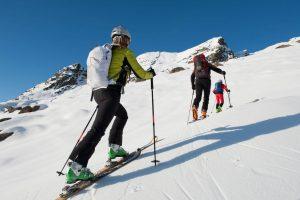 Skitouren Training: Fit werden für die Tourensaison