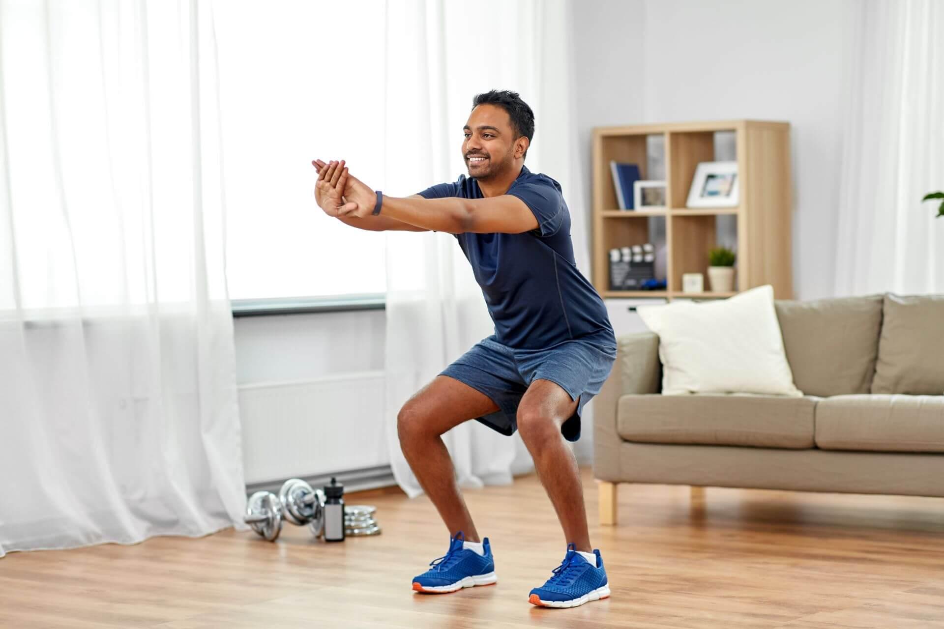 Übungen zur Kraftausdauer