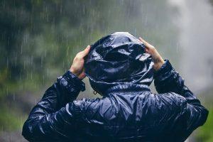 Jacken- und Zeltkauf: Was bedeutet die Wassersäule?