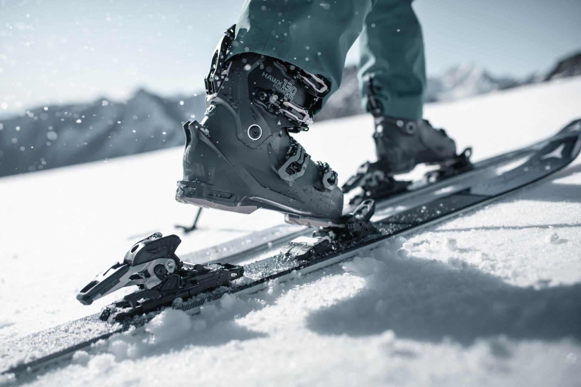 Skischuhgröße