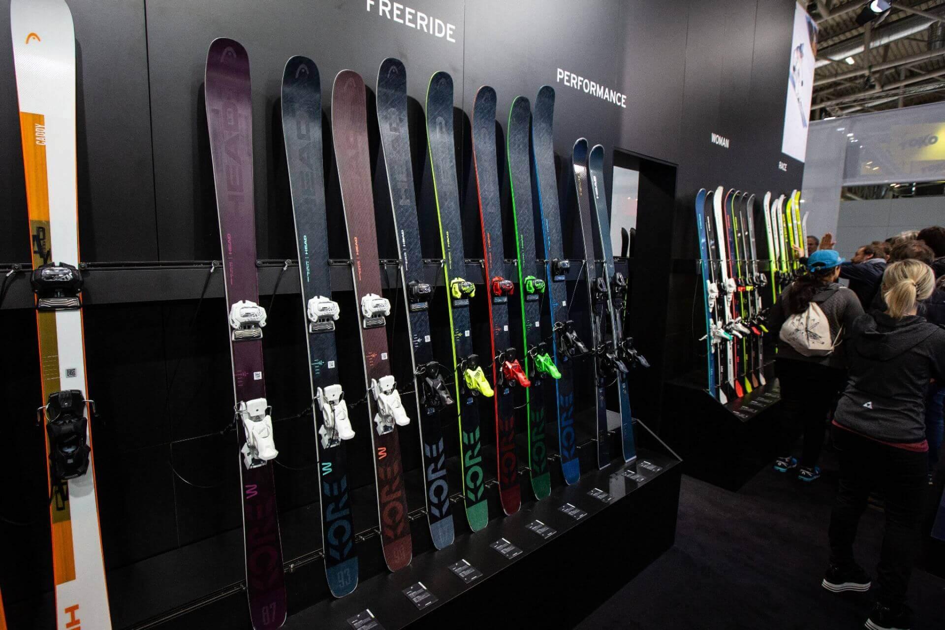 Head Ski präsentiert EMC sowie überarbeitete Kore- und Supershape Serien