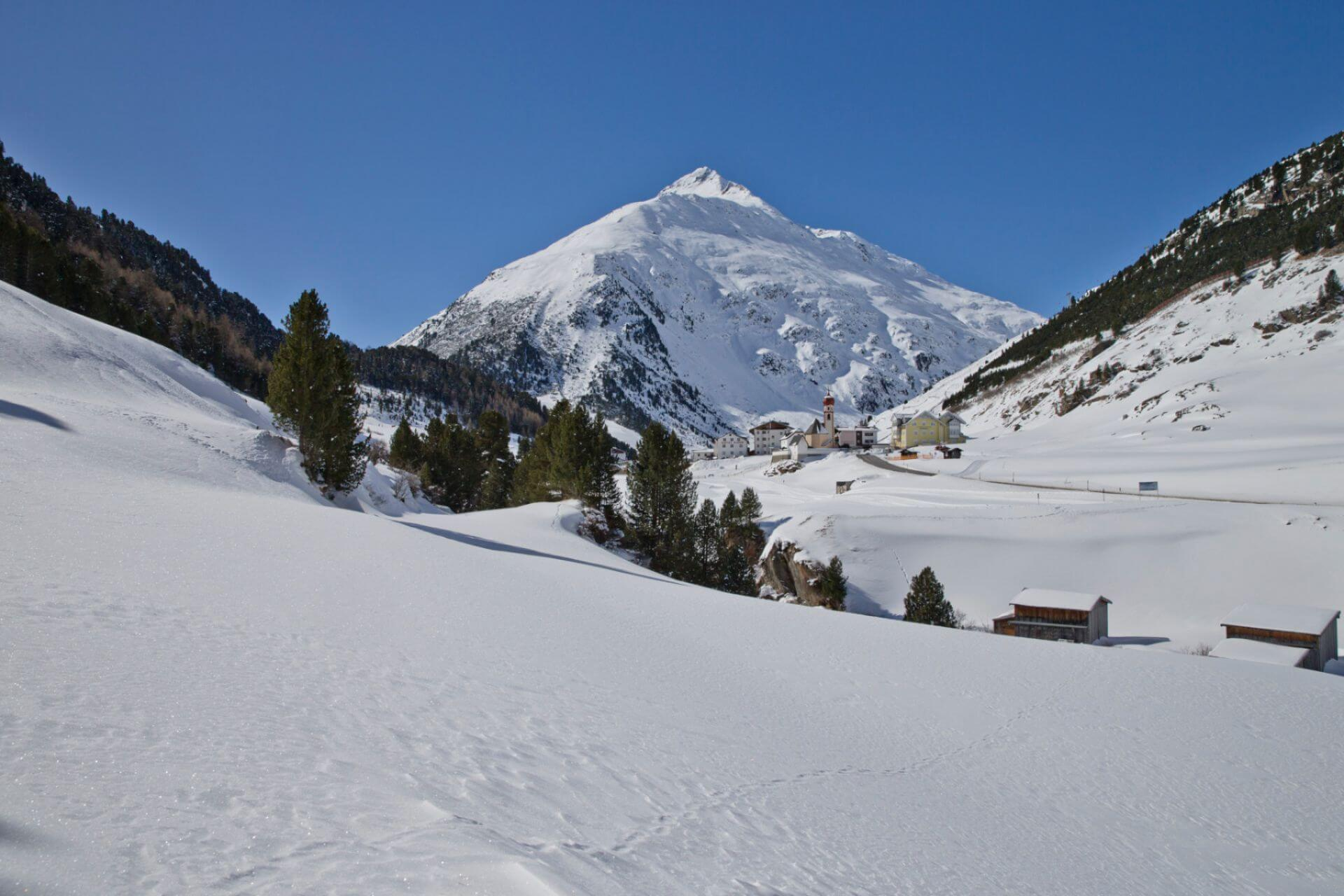 Schönsten Skiorte