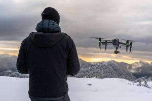 Drohnen im Skigebiet: Was du bei Aufnahmen beachten musst