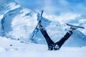 newbie-skier-stuck-deep-snow-his