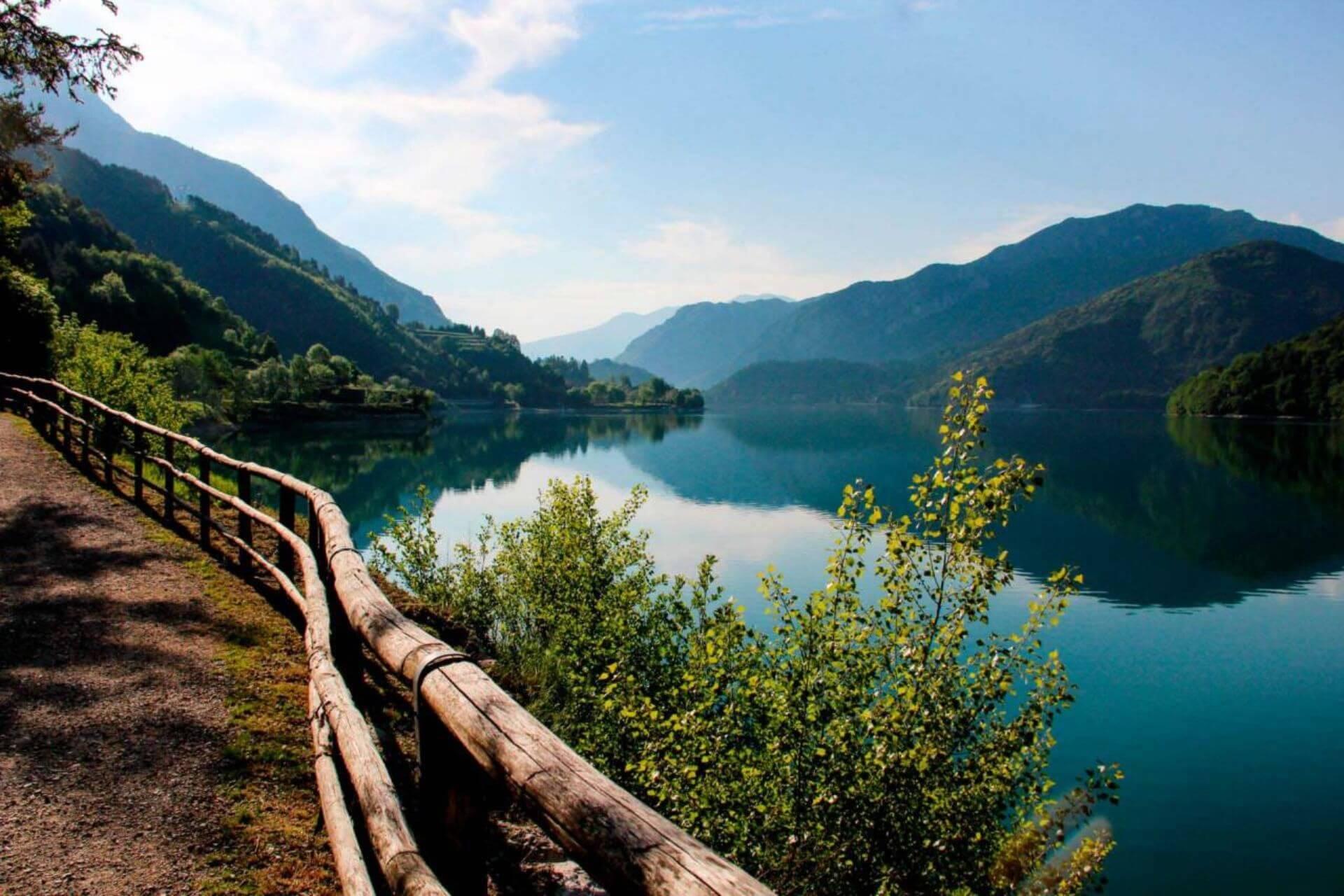 Seen im Trentino
