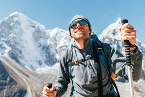 Kaufberatung: Sonnenbrillen für Bergsteiger