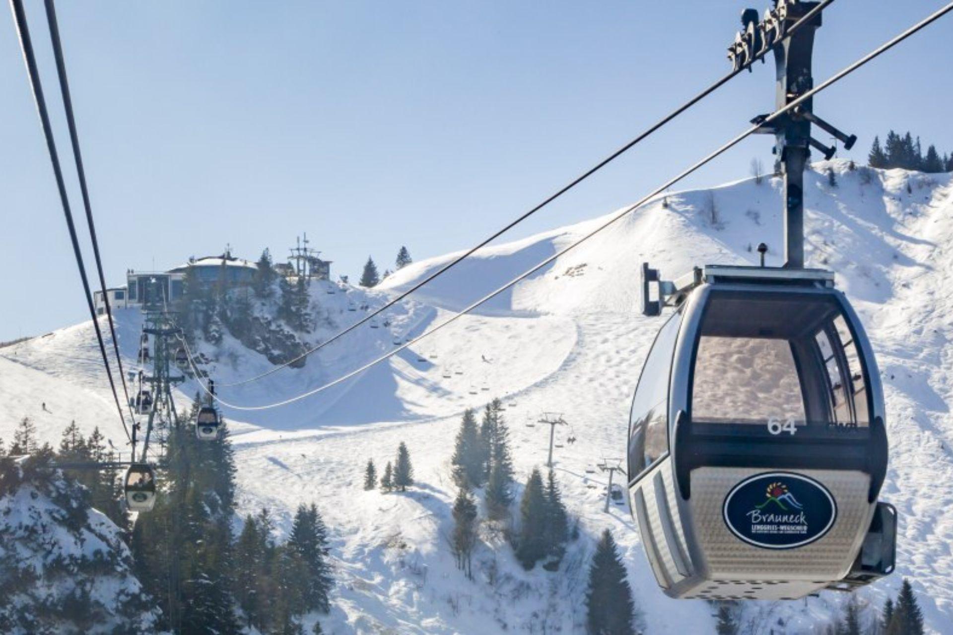 Kleine Skigebiete