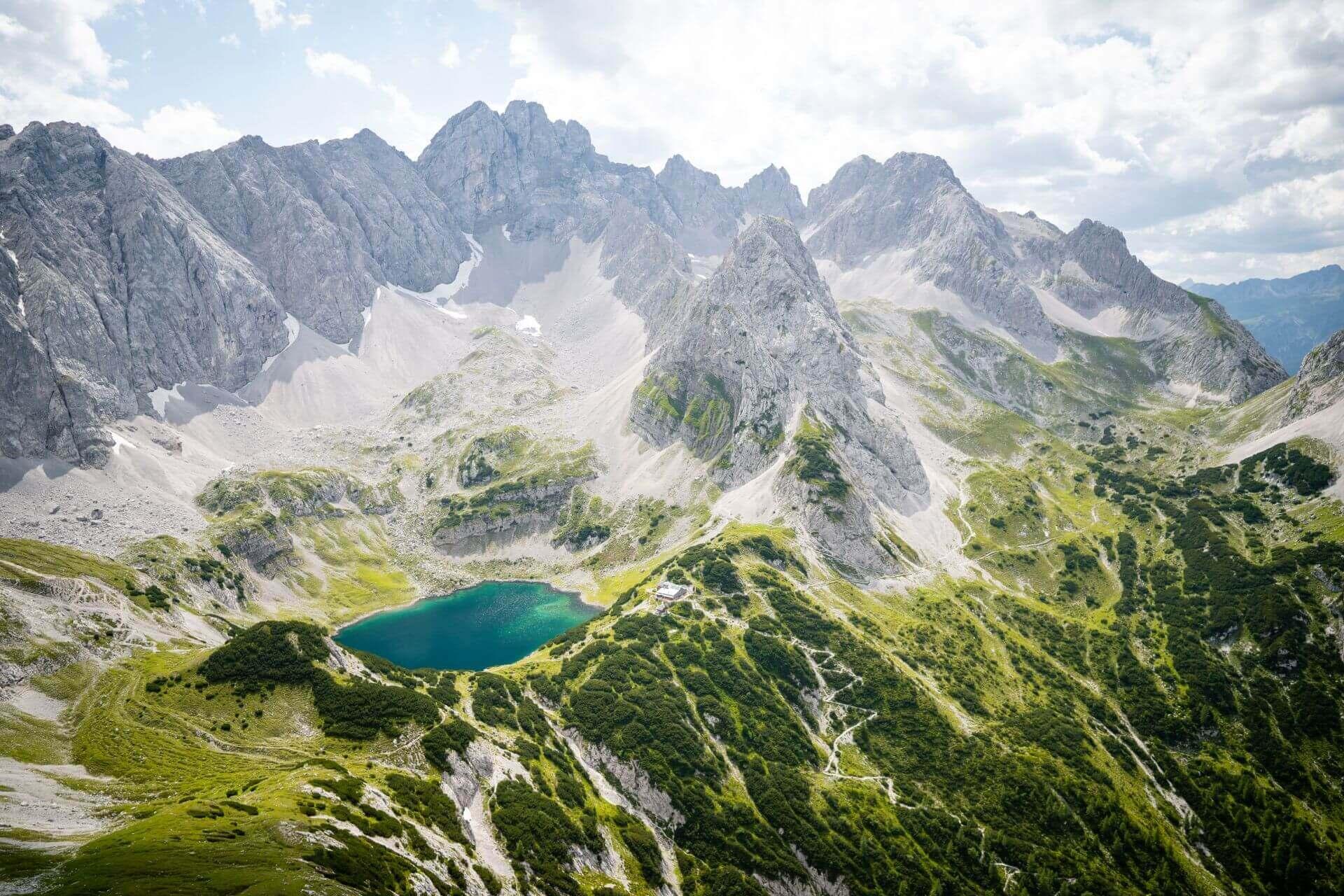 Drachensee: Der Sagenumwobene